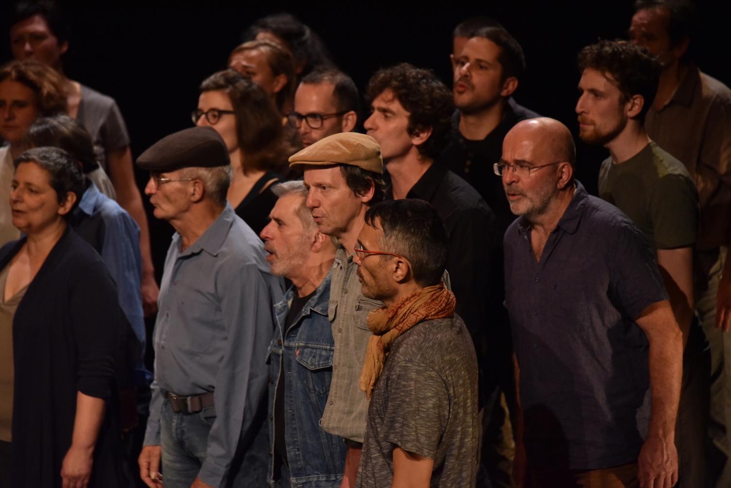 Le Cri du Choeur Theatre du Pavé Novembre 2018 417