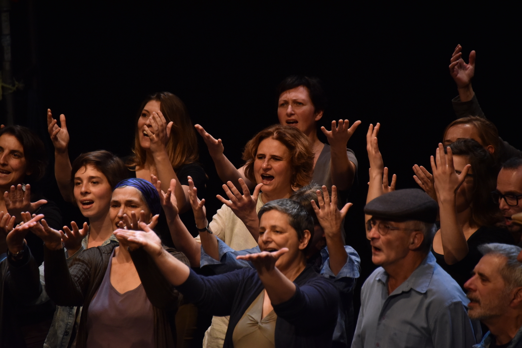 Le Cri du Choeur Theatre du Pavé Novembre 2018 435
